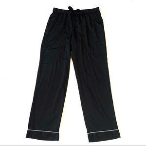 Victoria's Secret Intimates & Sleepwear - Black VS After Hours PJ Pants